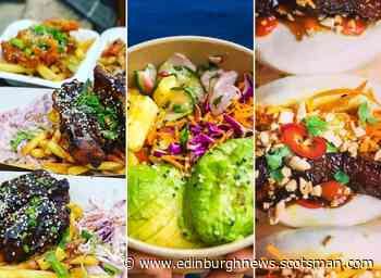 Edinburgh Food Festival: 11 delicious pop-ups to try at George Square Gardens foodie festival - Edinburgh News