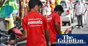 Shares in Indian food startup Zomato jump 80% on IPO - The Guardian