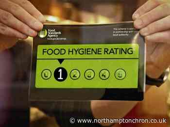 Northampton's takeaways and food stores given a one-star food hygiene rating during 2021 - Northampton Chronicle and Echo