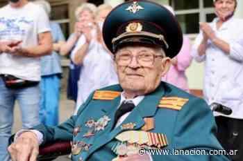 Un veterano ruso de la Segunda Guerra Mundial supera el coronavirus a los 102 años - LA NACION