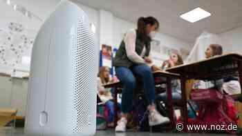 Kontroverse um Einsatz von Luftfiltern in Bramscher Schulen - NOZ