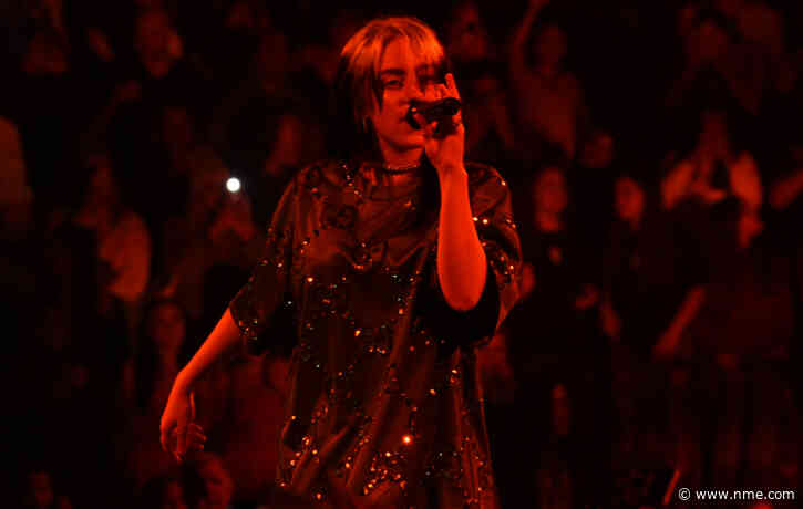 Billie Eilish reveals conflict when writing song, 'Getting Older'