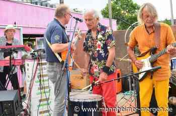 So lief Zeus B. Helds erstes Konzert mit Guru Guru in Mannheim - Kultur - Mannheimer Morgen