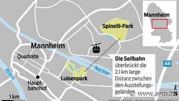 Bundesgartenschau 2023 in Mannheim: Buga der Kontraste: Wie sich Mannheim für das Großevent 2023 aufstellt - SWP