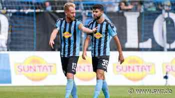 3. Liga: Auftaktniederlage für Waldhof Mannheim - Fussball - SWR
