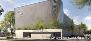 Mercedes-Benz Werk Mannheim baut neues Mitarbeiterparkhaus: 470 Stellplätze inklusive Ladesäulen für Elektrofahrzeuge - News - Mercedes-Fans.de