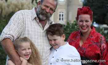 Escape to the Chateau stars Dick and Angel Strawbridge share daughter Dorothy's career plans in sweet post