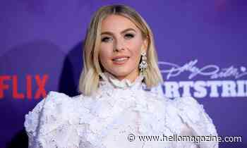 Julianne Hough's epic girls trip photo will wow you - and so will her cozy look