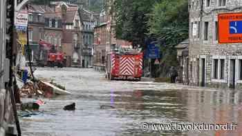 Belgique: la ville de Comines lance un appel aux dons pour les sinistrés des inondations - La Voix du Nord