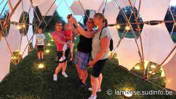 Balade nocturne et cadre féerique les 20 & 21 juillet à Comines (photos) - Sudinfo.be