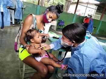 Brindan atención de salud a habitantes del municipio Camatagua - Últimas Noticias