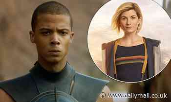 Game of Thrones star Jacob Anderson joins series 13 of Doctor Who