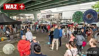 Gelsenkirchen-Schalke: Diskussionen über die Berliner Brücke - Westdeutsche Allgemeine Zeitung