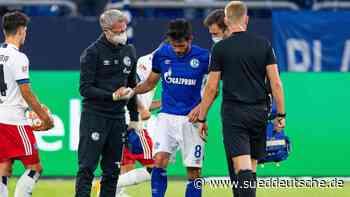 Schalke-Kapitän Latza fällt bis auf Weiteres aus - Süddeutsche Zeitung - SZ.de