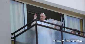 Tras la operación de colon, el Papa no participará en la misa dedicada a los abuelos - La Voz del Interior