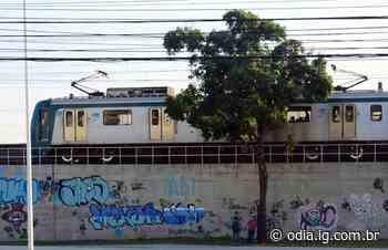 Homem sofre acidente na estação de trem do Maracanã - O Dia