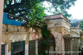 Casa em que Portinari morou no Rio de Janeiro está em ruínas - Jornal O Globo