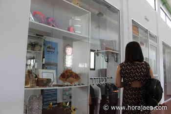 Baños de la Encina inaugura su primera galería comercial - HoraJaén