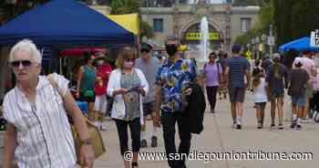 Con una oleada de nuevos casos de coronavirus, ¿regresarán pronto los cubreboca a San Diego? - San Diego Union-Tribune en Español