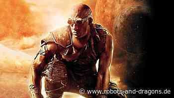 Riddick 4: Vin Diesel bestätigt Pläne für weiteren Teil der Reihe - Robots & Dragons
