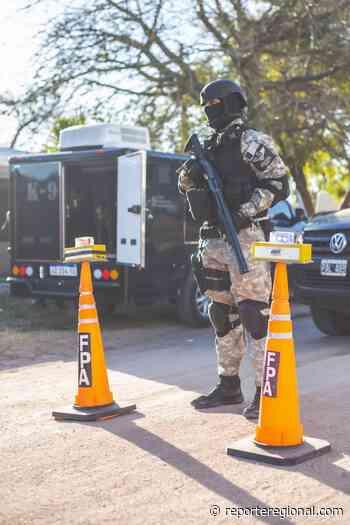 Villa del Rosario: desarticulan cuatro puntos de venta de drogas y detienen a dos hombres - Reporte Regional