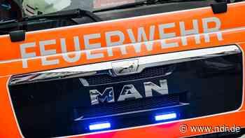 Frau stirbt bei Brand in Ritterhude - NDR.de