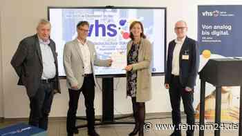 Oldenburg in Holstein: Unterstützung für kleinere Volkshochschulen im Kreis Ostholstein - fehmarn24.de