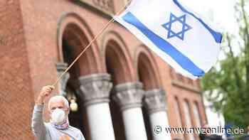 BDS-Treffen in Oldenburg: Lautstarker Protest vor AGO wegen Veranstaltung von Israelkritikern - Nordwest-Zeitung