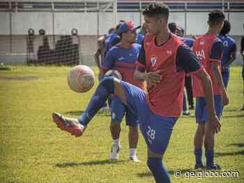 Escalação do Itabaiana: sem Diego Bispo, defesa pode contar com Rafael Chagas; veja provável time - globoesporte.com
