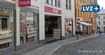 Adler-Filiale in Altenburg vor dem Aus - Leipziger Volkszeitung