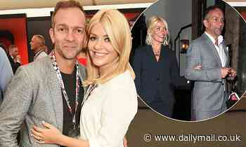 Holly Willoughby's husband Dan Baldwin 'claimed up to £10,000 in furlough scheme'