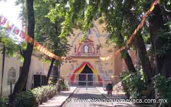 Inició la Feria en honor a Santiago Apóstol en Jiutepec - El Sol de Cuernavaca