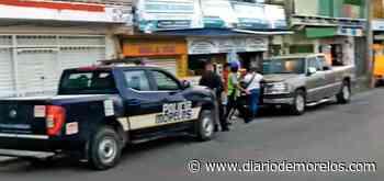 Lesionan a un hombre al resistirse a un asalto en Jiutepec - Diario de Morelos