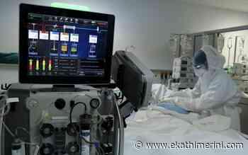 Coronavirus: 1,553 new cases, 8 deaths - Kathimerini English Edition