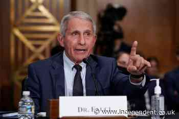 Fauci says he's 'very heartened' by GOP politicians urging constituents to get vaccinated
