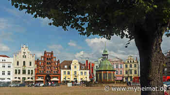 Welterbestadt Wismar wie aus einem Werbe-Bilderbuch - Wismar - myheimat.de - myheimat.de
