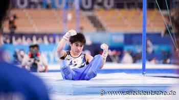 Turnen: Japans Kohei Uchimura scheitert bereits in der Qualifikation - Süddeutsche Zeitung - SZ.de