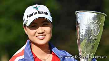 'Can't believe it': Aussie Minjee Lee shocks golf world with record-breaking comeback win