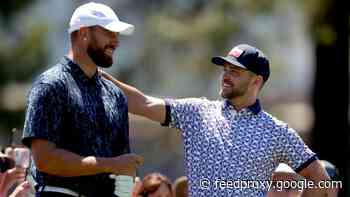 Why Lake Tahoe's celebrity golf tournament is a last respite for NFL players