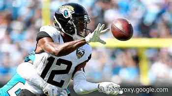 49ers reportedly among teams 'in mix' for WR Dede Westbrook, work out two D-linemen