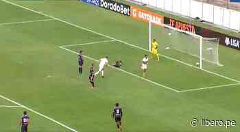 Ayacucho FC vs Sport Boys: Regalado marcó el 1-1 para 'Los Zorros' - Libero.pe