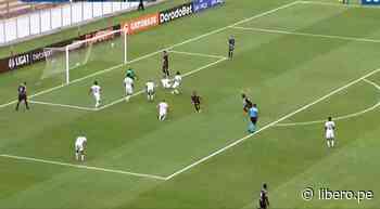 Ayacucho FC vs Sport Boys: Villamarín puso el 1-0 para 'Los Rosados' - Libero.pe