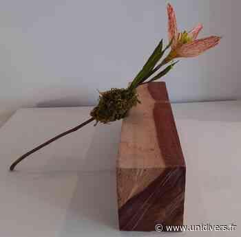 Atelier création florale Musée Leblanc-Duvernoy dimanche 19 septembre 2021 - Unidivers