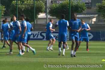 Football : l'AJ Auxerre renoue avec son public - France 3 Régions