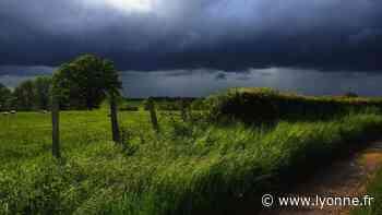 L'Yonne en vigilance orange orages cette nuit - L'Yonne Républicaine