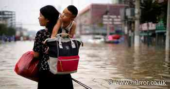 'Flood that killed 33 and trapped commuters must be trigger for change in China'