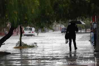 Se mantendrá probabilidad de lluvia en Ciudad Juarez - El puntero