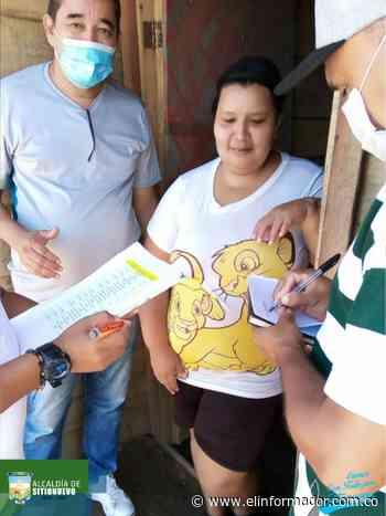 Alcaldía de Sitionuevo continua con el programa titulación de predios. - El Informador - Santa Marta