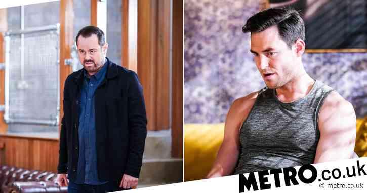 EastEnders spoilers: Mick Carter forces Zack Hudson to dump Nancy