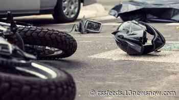 Hampton police say motorcyclist dies following crash on LaSalle Ave.